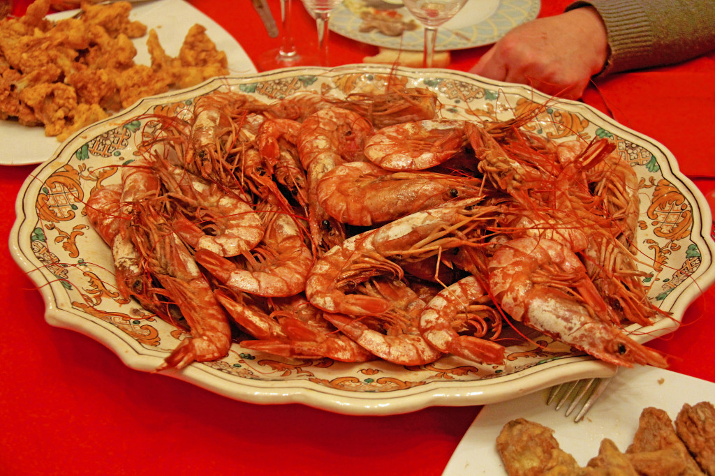 Large Gamberoni (King Prawns)