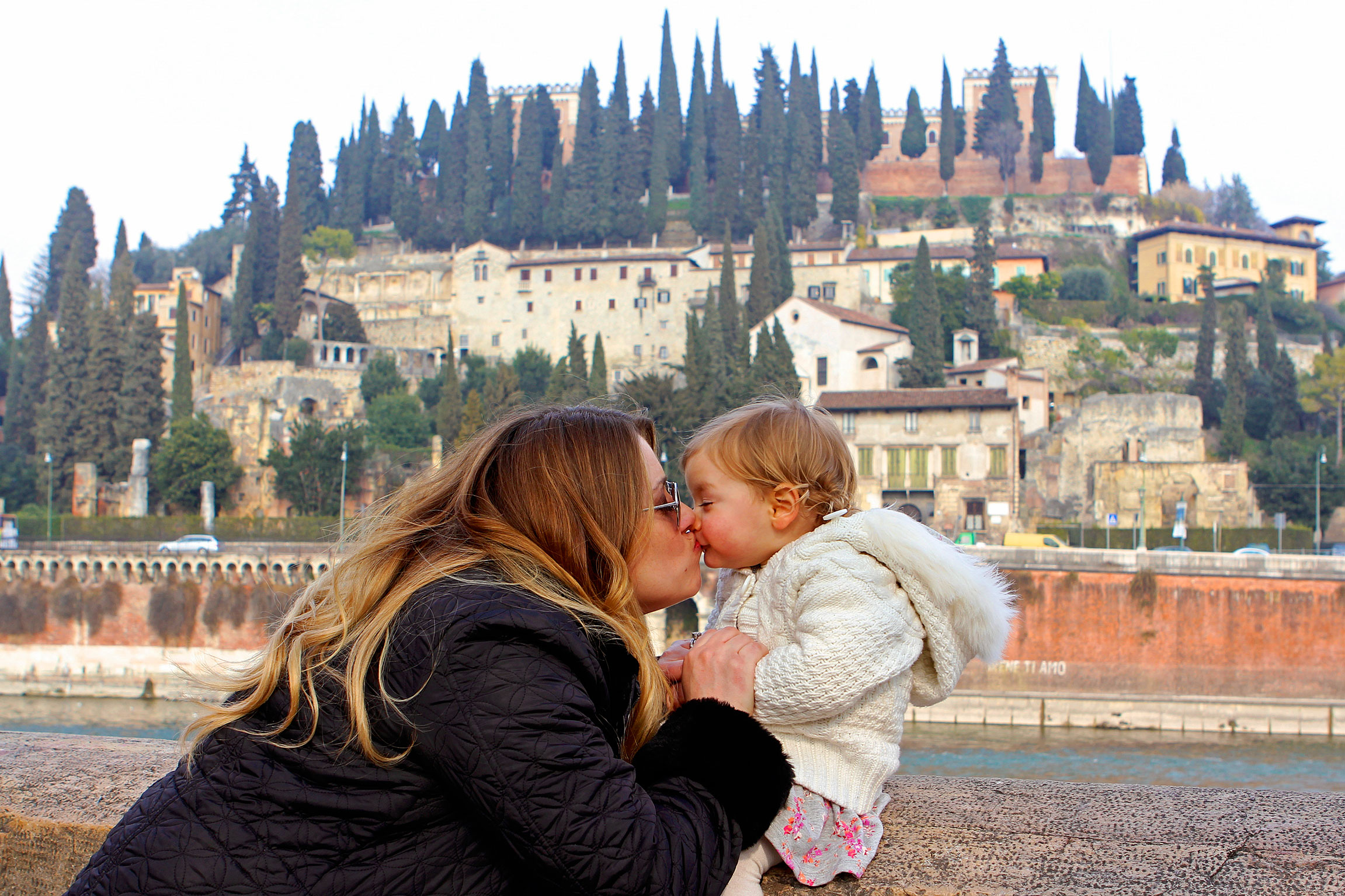 A Little Peck of Love in Verona