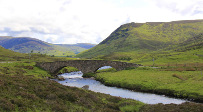 The Scottish Highlands is one of the most beautiful places on earth