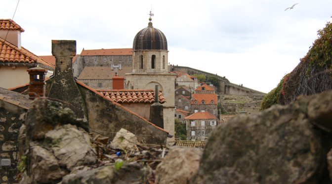 """The """"Game of Thrones"""" is Played in Dubrovnik, Croatia"""