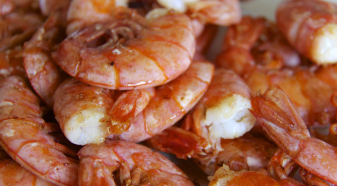 Fast and Tasty Shrimp Scampi Recipe