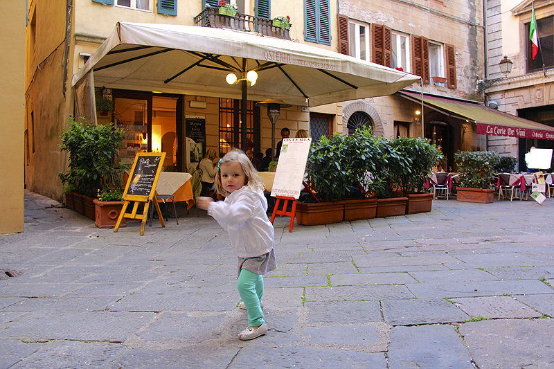 """Come along for an upcoming post all about a couple restaurants in Lucca!"""