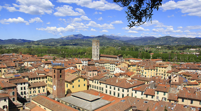 """Lucca Over Here… This Tuscan Town is Amazing""!"