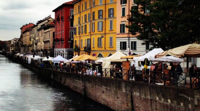 Mercatone dell'Antiquariato – Milan's Outdoor Antique Market