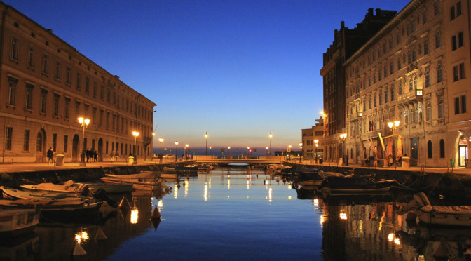 "Trieste… Italy's Most ""European"" City"